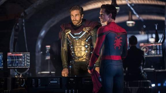 """Marvel Unveil """"Spider-Man: Far From Home"""" Official Trailer 