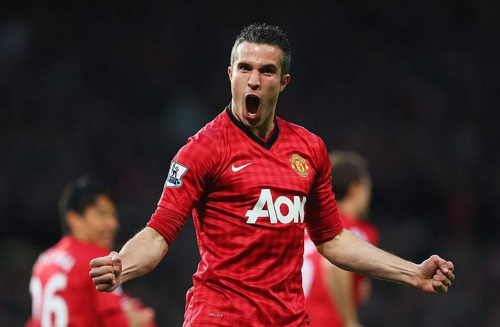 Man United top star dubbed new 'Van Persie' after scoring stunning goal against Newcastle