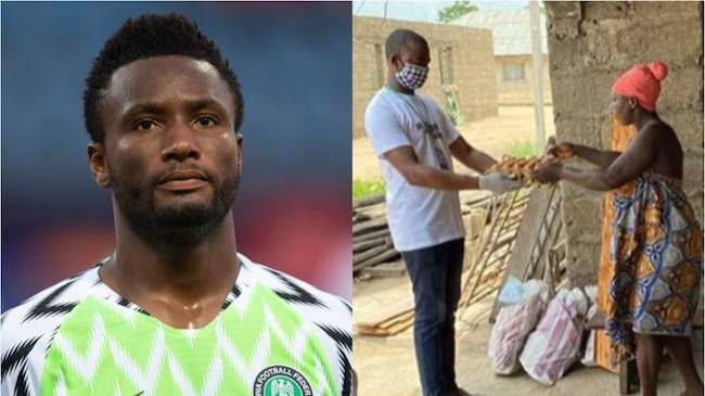 Former Super Eagles star responds positively to help Nigerians in need amid COVID-19 crisis