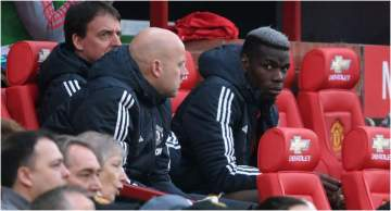 Man United, Real Madrid use £3,500 racing car seats in their dugouts (photos)