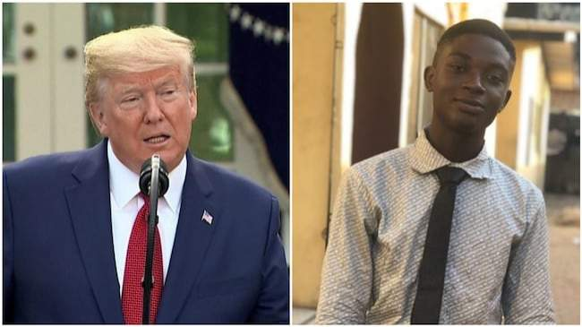 United States honours this Nigerian man for playing a big role when Covid-19 came into Nigeria (photo)