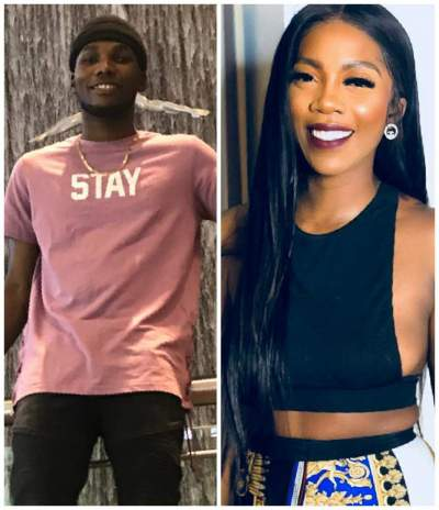 #HitAlert: Victor AD & Tiwa Savage Set To Hit Us With 'Wetin We Gain' Remix