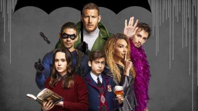 Netflix renews 'The Umbrella Academy' for a second season