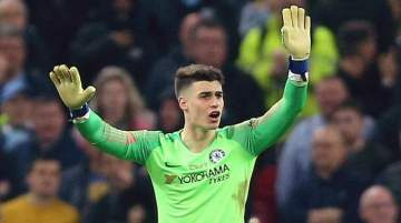 Chelsea manager Sarri finally reveals who will be his number 1 goalkeeper after Kepa's substitution row