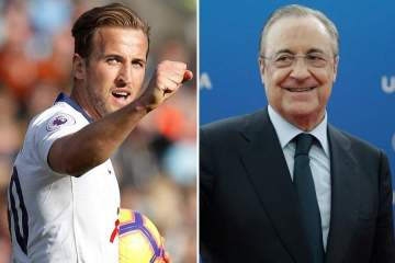 See what Real Madrid is ready to splash on Hazard, Kane, Neymar, Dybala in the summer