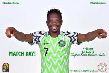 3 players who were impressive in Super Eagles win against Seychelles