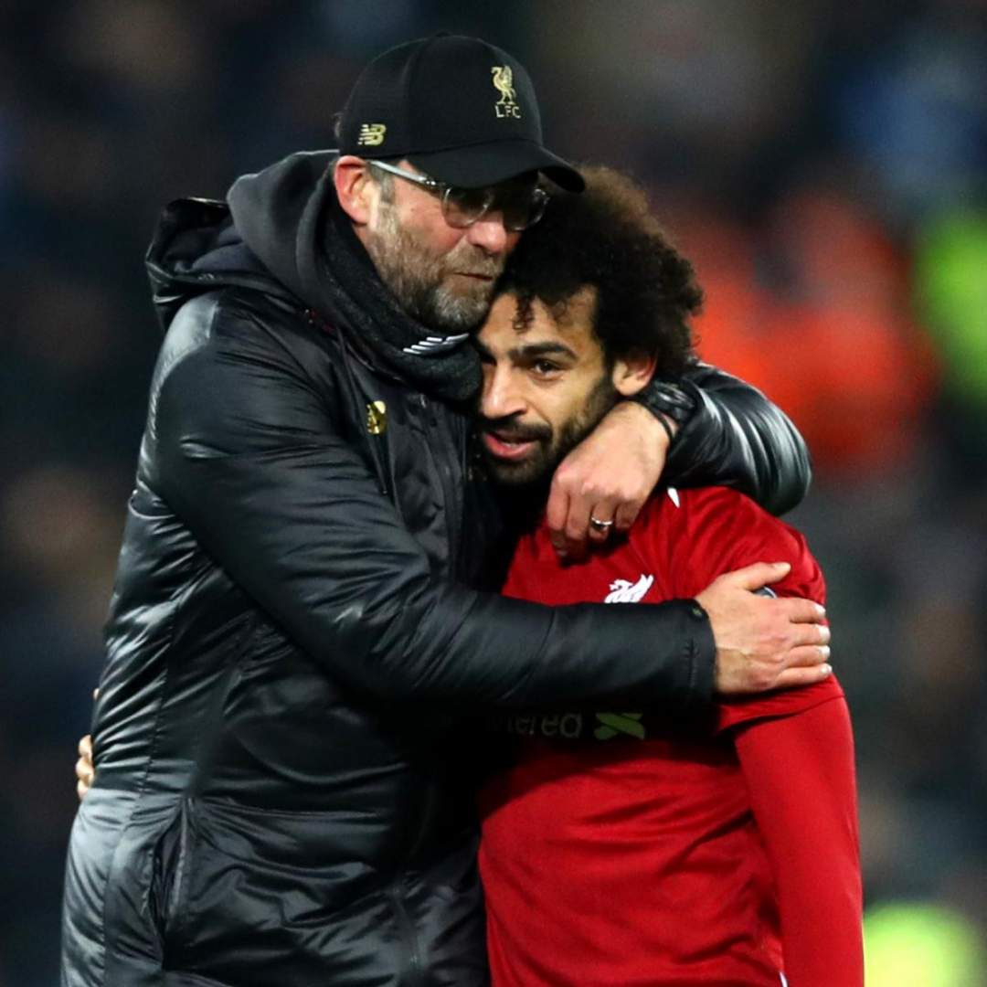 Klopp makes big revelation amid Salah's diving claims after Liverpool's win against Arsenal