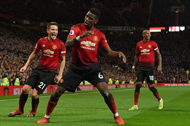 See what Chelsea legend said about Pogba's goal celebration
