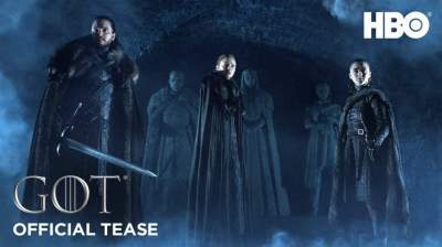 """The New """"Game of Thrones"""" Teaser gives us the Chill... Literally 