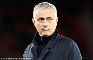 Ex Man United boss Jose Mourinho rejects big deal to join top European side