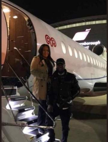 Chelsea star Victor Moses arrives at his new home with wife ahead of mega move to top European club (photo)