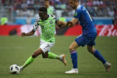 #Russia2018: Nigeria vs Iceland - Here is how popular Nigerians Celebrated the victory