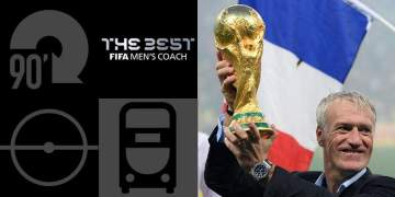 Former Chelsea star emerges winner of FIFA's prestigious award beats Zinedine Zidane