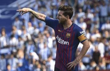 Barcelona president Josep Bartomeu makes stunning statement about Lionel Messi