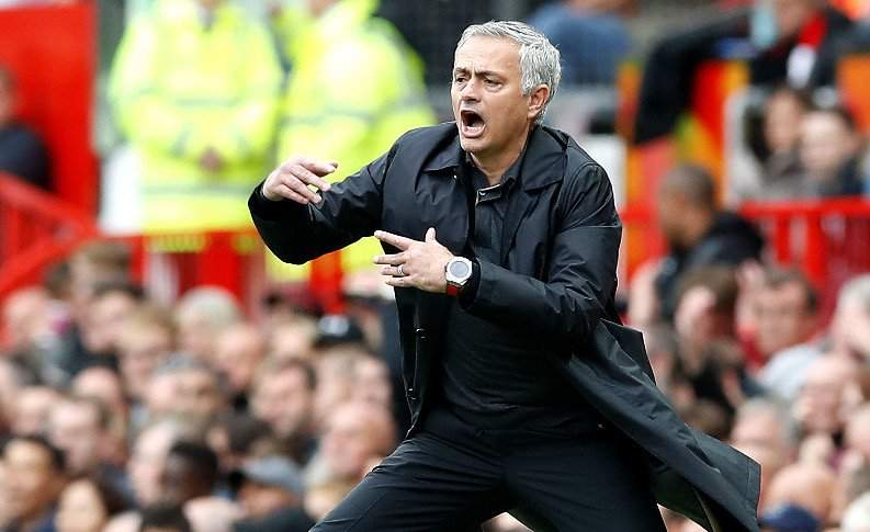 Morinho,Manchester United coach Admits His Mistakes