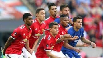 Chelsea 2-2 Manchester United (See Highlights)