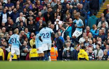 Manchester City remain top of Premier League with comfortable win over Burnley at Etihad