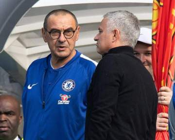 Chelsea boss Sarri disappointed with Blues stars after Man United draw for an important reason
