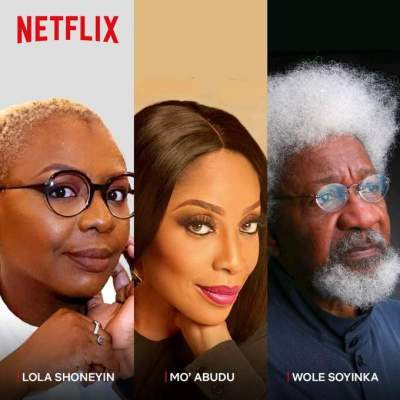 Netflix signs partnership with Nigerian film producer, Mo Abudu to develop original content