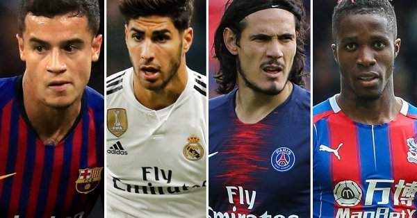 Chelsea reveal 4 top stars that will head to Stamford Bridge if they escape FIFA ban