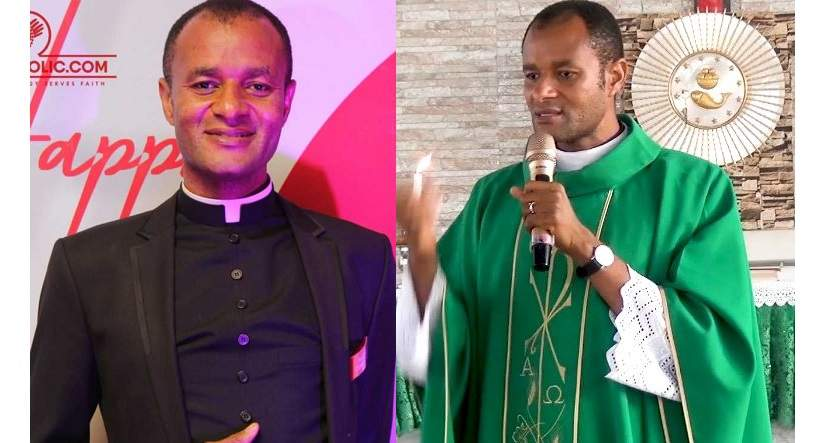 Rev. Father Oluoma