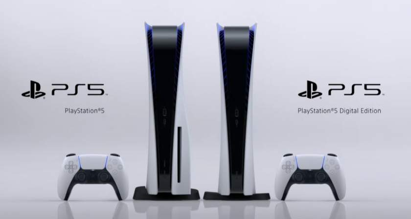 PlayStation 5 Digital Edition loses the disc drive
