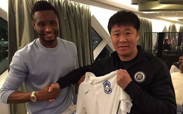 Mikel leaves Chelsea FC, signs to Tianjin TEDA of China, His New Salary Will Shock You
