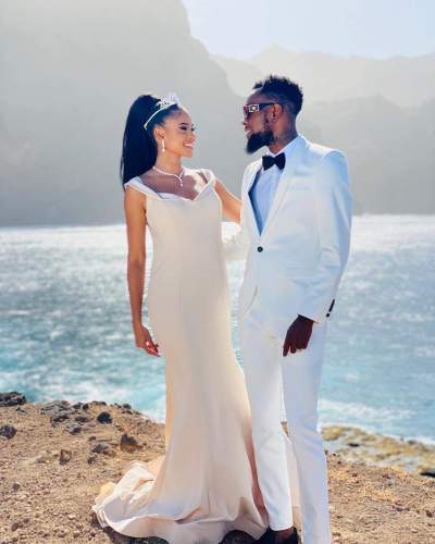 """""""Now And Forever!"""" - Patoranking Posts Pre-Wedding Photos"""