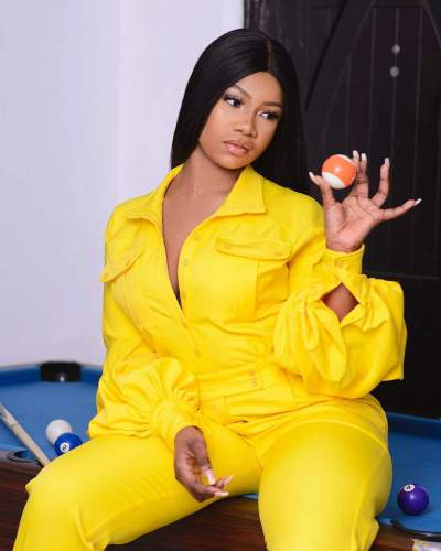 BBNAIJA: These Pictures Of Tacha Will Kidnap Your Attention
