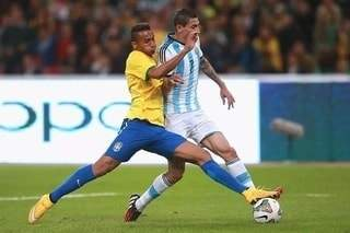 Manchester City star in tears after suffering serious injury during Brazil vs Argentina friendly