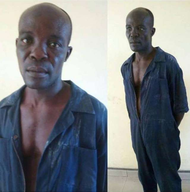 Father defiles all his four daughters, says he was manipulated
