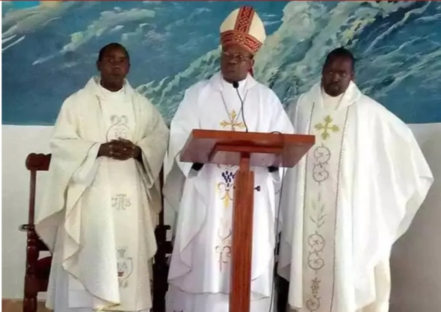 Henceforth: We don't want your offerings and tithes from corrupt sources - Archbishop warns