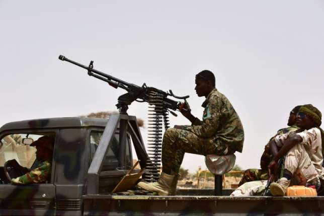 Niger troops (AFP/File)