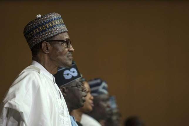 President Muhammadu Buhari  (AFP/File)