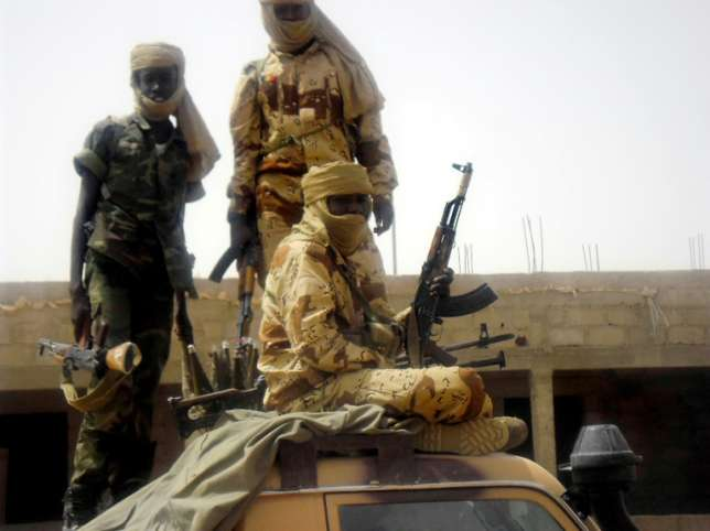 A suspected Boko Haram fighter detonates bomb at military check point in Borno state (AFP/File)