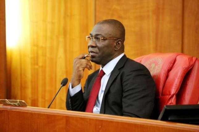 Deputy Senate President, Ike Ekweremadu (Premium Times)