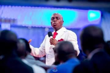 Bishop Oyedepo: Pastor describes Buhari's government as a failure