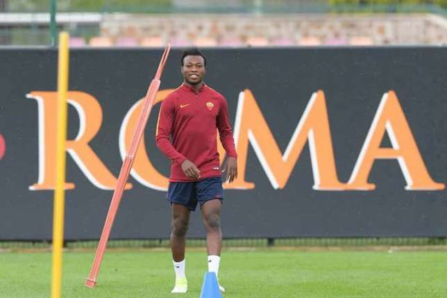 Nura Abdullahi is another Nigerian player at Roma (Daily Post)