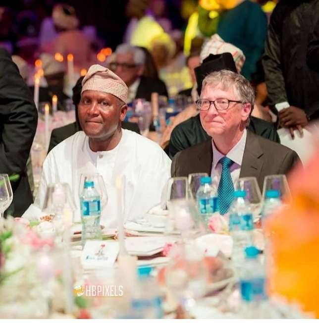 Dangote, Bill Gates, Otedola will join Bloomberg's CEO at New Economy Forum