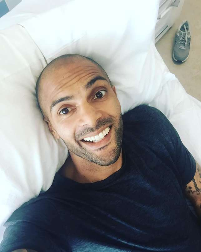 Carl Ikeme has been offered a role in the Super Eagles World Cup squad (Instagram/Carl Ikeme)