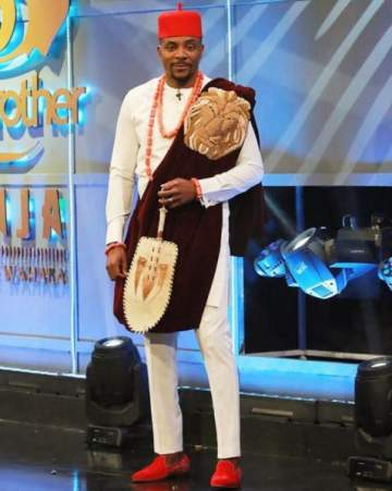 Ebuka Obi-Uchendu: TV personality goes back to his Igbo roots for BB Naija finale