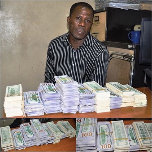 The suspect, [b]Samson Otuedon