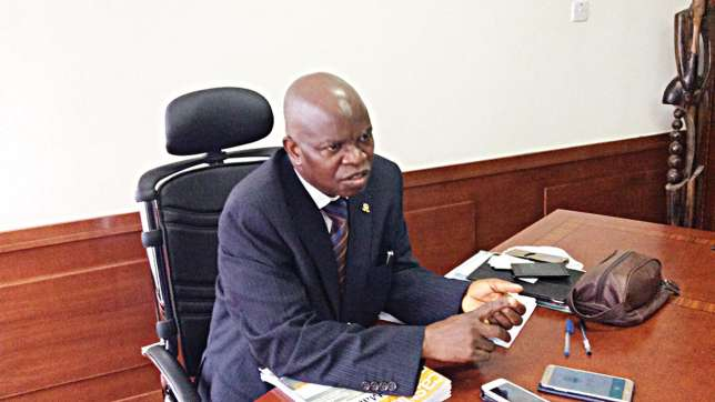 Prof. Segun Ajibola, President and Chairman of Council of the Chartered Institute of Bankers (The Guardian Nigeria)