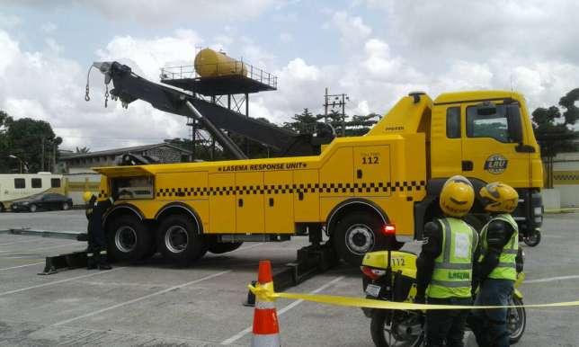 LASEMA procures new equipment for swift emergency response (NAN)