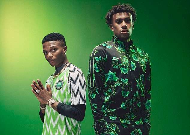 Super Eagles Nike jerseys sell-out on 1st day of release (Nike)