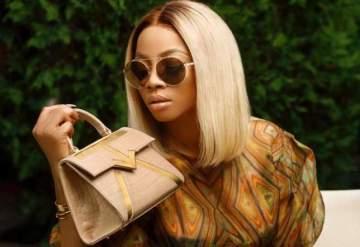 Toke Makinwa: Media personality to relaunch her luxury bag line