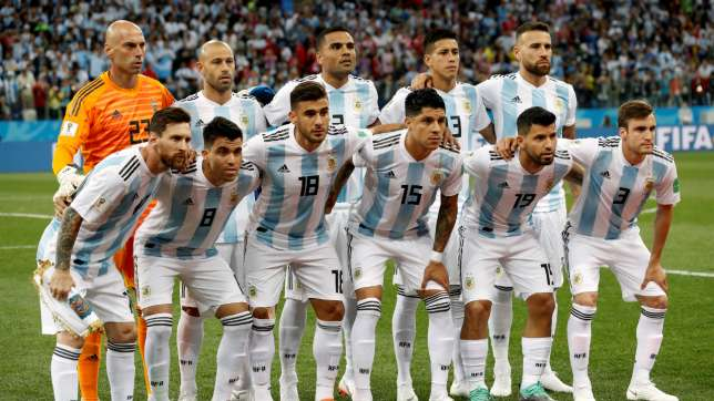The Super Eagles will have support against Argentina (Money Control)