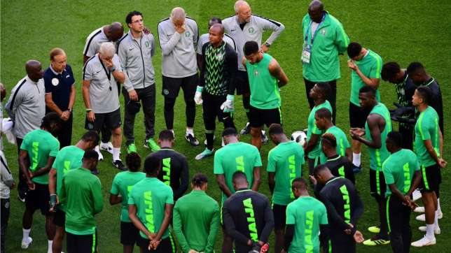 President Buhari is interested in reckless spending by NFF officials