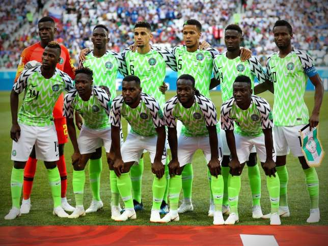 The Super Eagles will progress to the round of 16 according to the psychic cat (Getty Images)