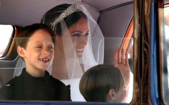 Is Meghan Markle the first ever royal bride? (The Telegraph)